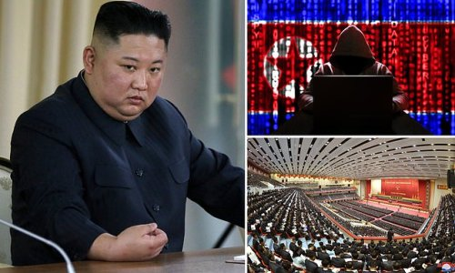 TOM LEONARD: How North Korea's cyber-attackers are wreaking havoc