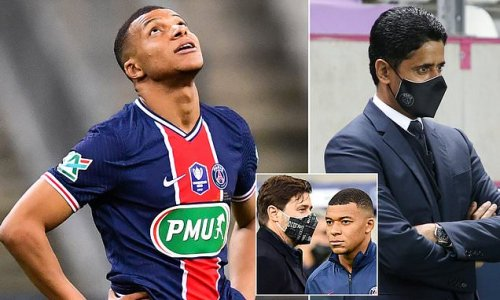 Kylian Mbappe 'will NOT sign a contract extension at PSG as it stands'