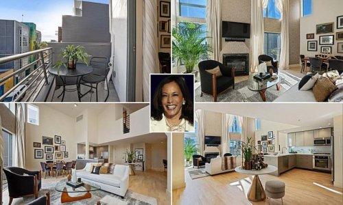 Kamala Harris's one-bedroom San Francisco condo sells for $799,000