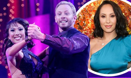 Cheryl Burke apologizes to former DWTS partner Ian Ziering