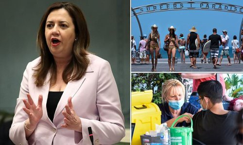 Annastacia Palaszczuk warns Queenslanders to get vaccinated in 11 days