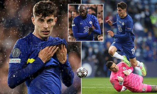 Kai Havertz must take his chance to live up to 'best on earth' chant