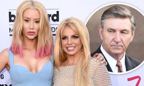Iggy Azalea 'personally witnessed' Britney Spears' dad be 'abusive'
