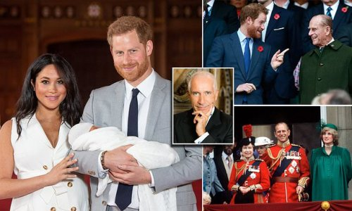 Harry and Meghan's daughter's name is 'more a tribute to Philip'