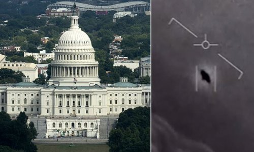 Congress may be setting up permanent office to investigate UFOs