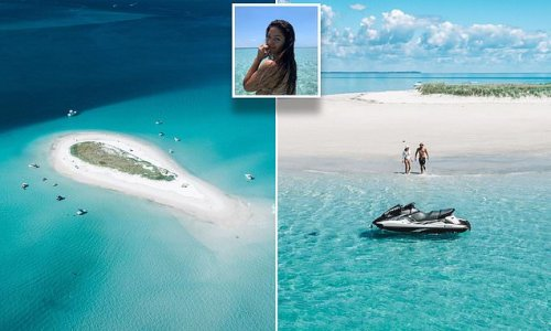 Little-known island is hailed 'Australia's answer to the Maldives'