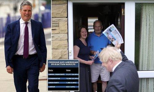 Keir Starmer overhauls team as he faces Batley & Spen by-election woe
