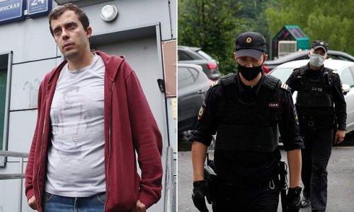 Russian police raid home of journalist who exposed Salisbury poisoners