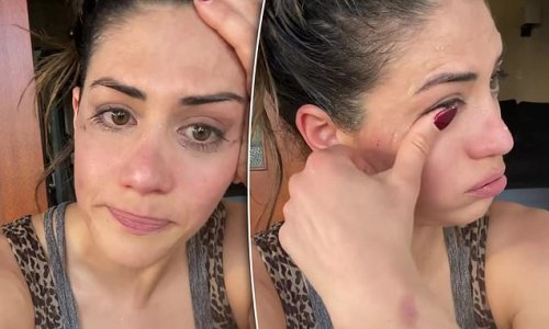 Steph Rice reveals the truth about her tearful Tokyo Games breakdown