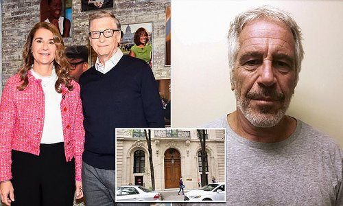 Melinda Gates 'warned Bill about his association with Jeffrey Epstein'