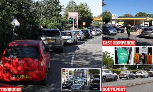 Boris Johnson set for U-turn on visas for 5,000 foreign truck drivers