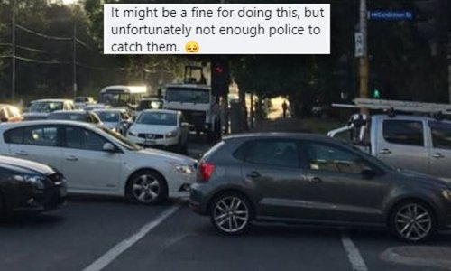 Police issue warning about error costing Aussie motorists hundreds