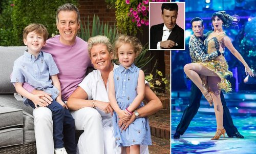 Strictly's Anton Du Beke reveals the demons that once drove him