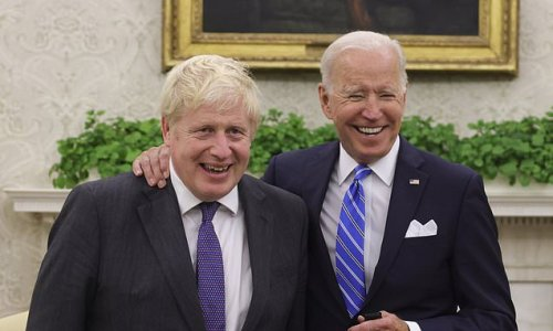 STEPHEN GLOVER: Biden is a liability for Britain and can't be trusted