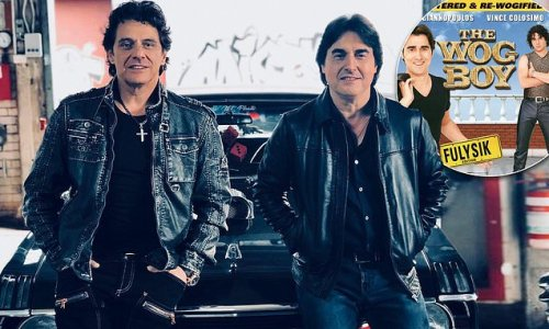 Nick Giannopoulos announces Wog Boy 3 is coming 'sometime in 2022'