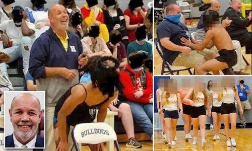 Kentucky HS investigated; students seen giving teachers LAP DANCES