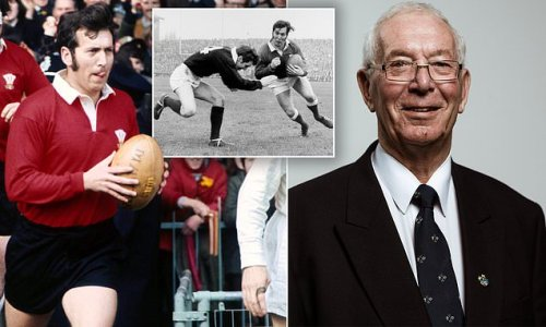 Wales and Lions icon John Dawes dies aged 80