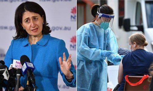 NSW Premier Gladys Berejiklian fights to keep vaccinate mandate papers