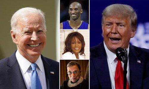 Joe Biden cancels Donald Trump's planned 'Garden of Heroes'
