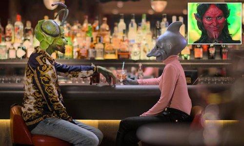 Singletons look for love wearing animal prosthetics in Netflix show