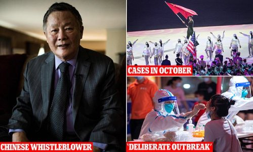 Chinese defector claims Covid first spread in Wuhan in October 2019