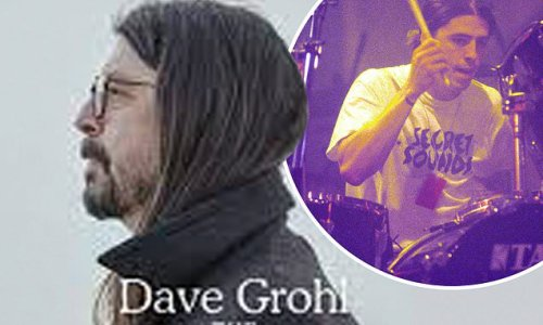 Dave Grohl shares life experiences in upcoming book The Storyteller