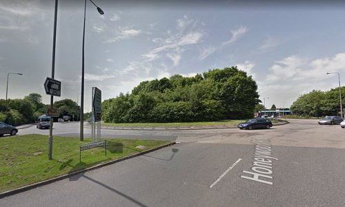 Girl, 13, dies after being hit by a car as she crossed Kent road