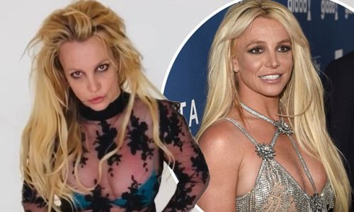 Britney Spears claims she was banned from 'self-care' for A YEAR