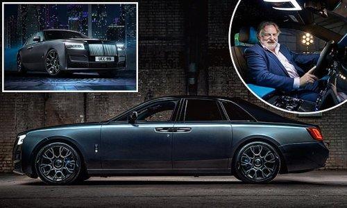 Back in black! We drive Rolls-Royce's heavy-metal Black Badge Ghost