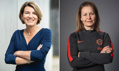 UK Athletics crisis continues as CEO Joanna Coates QUITS