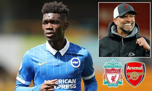 Bissouma 'requests Brighton exit' alerting Liverpool and Arsenal
