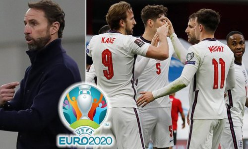 Gareth Southgate to announce England squad for Euro 2020 on May 25