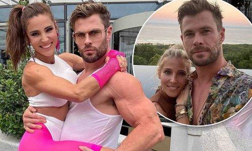 Chris Hemsworth's wife Elsa Pataky reveals secret to their marriage