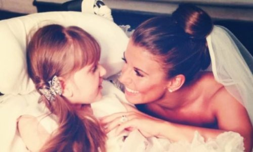 Coleen Rooney pays tribute to late sister Rosie with throwback snap