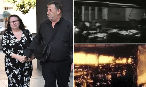 Off-duty cop describes how he escaped Whiskey Au Go Go blaze