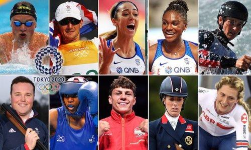 Team GB's 10 golden hopefuls at Tokyo 2020