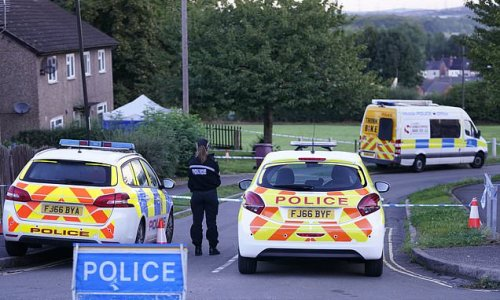 Four people are found dead in house in Derbyshire