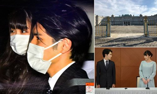 Princess Mako and husband 'to live in one-bedroom New York apartment'