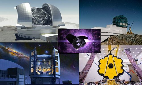 Telescopes coming soon that could help us find life beyond Earth