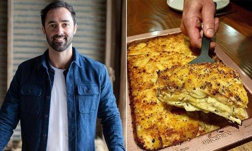 MasterChef judge Andy Allen shares his secret potato gratin