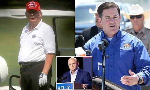 Trump considering backing DEMOCRAT in Arizona if Ducey runs for Senate