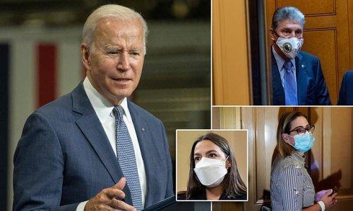 Biden delays Pope trip for crisis talks on infrastructure bill