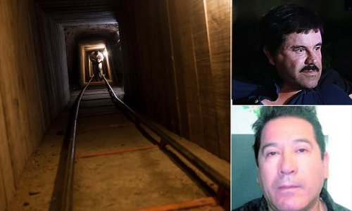 El Chapo's drug tunnel architect gets 10 years in prison