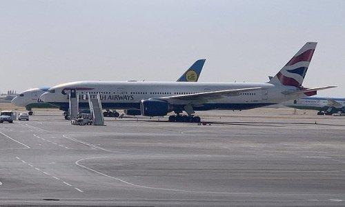 Flight from Pakistan to Heathrow makes emergency landing in Uzbekistan
