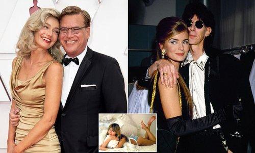 Paulina Porizkova says Aaron Sorkin invited her to Oscars for 2nd date