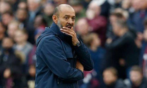 Nuno insists Spurs were the BETTER TEAM despite defeat vs West Ham