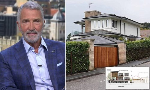 Graeme Souness wins fight to build house in garden of his £3m mansion
