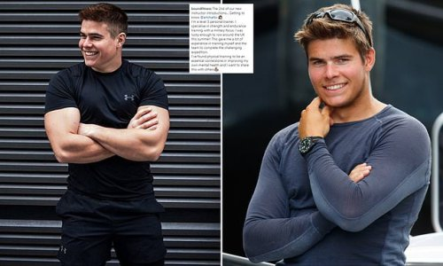 Princess Margaret's grandson Arthur Chatto becomes personal trainer