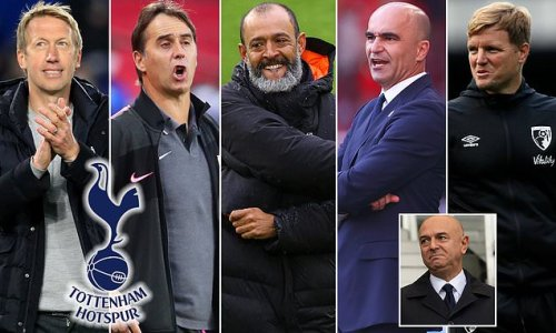 Who do Tottenham turn to next as manager search continues?
