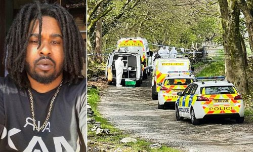 Pictured: Family man, 29, whose body was found dumped in countryside